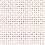 Seamless hearts background Stock Photos