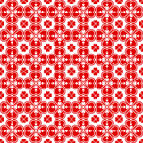 Seamless hearts pattern Stock Photo