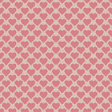 Seamless hearts pattern retro texture, hearts background Stock Image