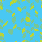 Seamless herb pattern. Royalty Free Stock Images