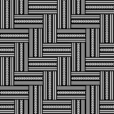 Seamless herringbone pattern. Royalty Free Stock Photography