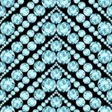 Seamless herringbone pattern Stock Photography