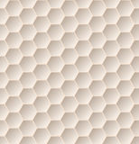 Seamless hexagon pattern background Stock Photo