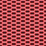 Seamless hexagonal honeycomb technology pattern texture background. Seamless hexagonal honeycomb technology pattern texture background wallpaper Stock Photo
