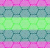 Seamless hexagons pattern. Stock Photo