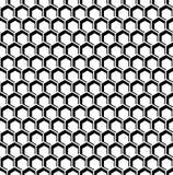 Seamless hexagons texture. Honeycomb pattern. Royalty Free Stock Photo