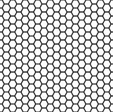 Seamless honeycomb Royalty Free Stock Image