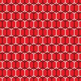 Seamless honeycomb layer vector pattern. Abstract geometric background. Seamless honeycomb layer vector pattern wallpaper. Abstract geometric background vector illustration