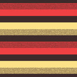 Seamless horizontal stripes textured pattern Royalty Free Stock Images