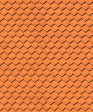 Seamless house roof texture Stock Photos