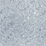 Seamless ice texture Royalty Free Stock Images