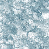 Seamless ice texture Stock Image