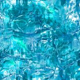 Seamless ice texture Stock Photo