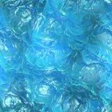 Seamless ice texture Stock Image