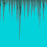 Seamless Icicles Stock Photography