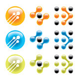 Seamless Icons Royalty Free Stock Image