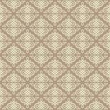 Seamless  illustration. Pattern. Background. Retro pattern  illustration. Background Royalty Free Stock Image