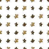 Seamless illustrations of flower. Pattern, nature, drawing & background. Seamless illustrations of flower. Good for web page, wallpaper, graphic design, catalog vector illustration