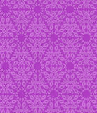 Seamless indian pattern in pink colore Royalty Free Stock Photos