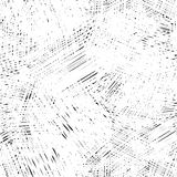Seamless ink hand drawn scribble texture, abstract graphic design. Eps-8 Stock Images