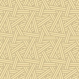Seamless Interweaving Lines Pattern Background Royalty Free Stock Images