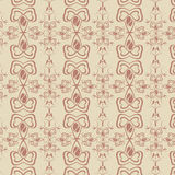 Seamless intricate pattern Stock Photos