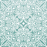 Seamless islam pattern. Vintage floral background in pastel color Royalty Free Stock Photography
