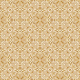 Seamless islam pattern. Vintage floral background Stock Image