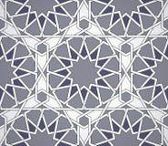 Seamless Islamic background. Stock Photo