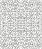 Seamless Islamic background Stock Images