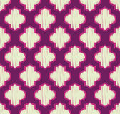 Seamless islamic mesh pattern Stock Photo