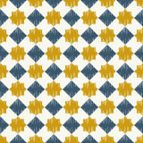 Seamless islamic mesh pattern Stock Photography