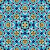 Seamless Islamic Ornament Geometric Art vector illustration