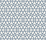Seamless islamic pattern. Seamless pattern. islamic style.  background design Royalty Free Stock Images