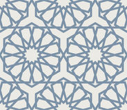 Seamless islamic pattern Stock Photo