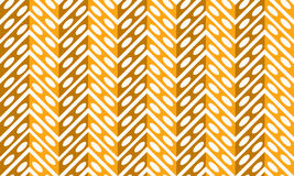 Seamless jagged zigzag pattern background Stock Images