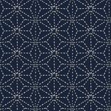 Seamless japanese pattern Stock Photo