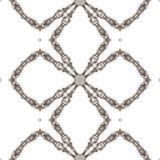 Seamless kaleidoscope texture or pattern in brown 5 Stock Photos