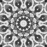 Seamless kaleidoscopic mosaic pattern. Background Royalty Free Stock Photography