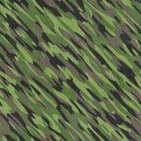 seamless kamouflage Royaltyfri Foto