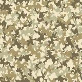 seamless kamouflagemodell Arkivbilder