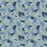 seamless kamouflagemodell Arkivbild