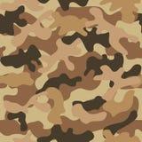 seamless kamouflagemodell Royaltyfri Fotografi