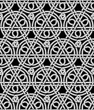 Seamless kelt ornament. Kelt ornament background(can be repeated and scaled in any size Royalty Free Stock Photos