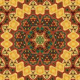 Seamless khayameya pattern design 024 Stock Photos