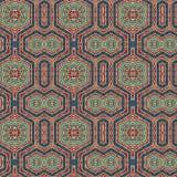 Seamless khayameya pattern design 009 Stock Photos