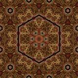 Seamless khayameya pattern design 042. Islam art arabesque tent maker - seamless khayameya pattern design Royalty Free Stock Images