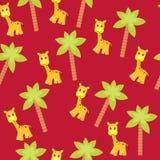 Seamless Kid S Wallpaper Stock Photos