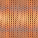 Seamless knitted abstract pattern Stock Photos