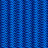 Seamless knitted background Royalty Free Stock Photos